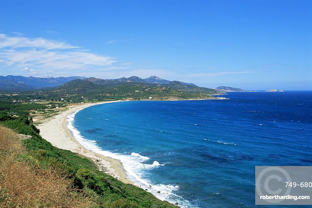 Ile Rousse, Corsica, France, Mediterranean, Europe