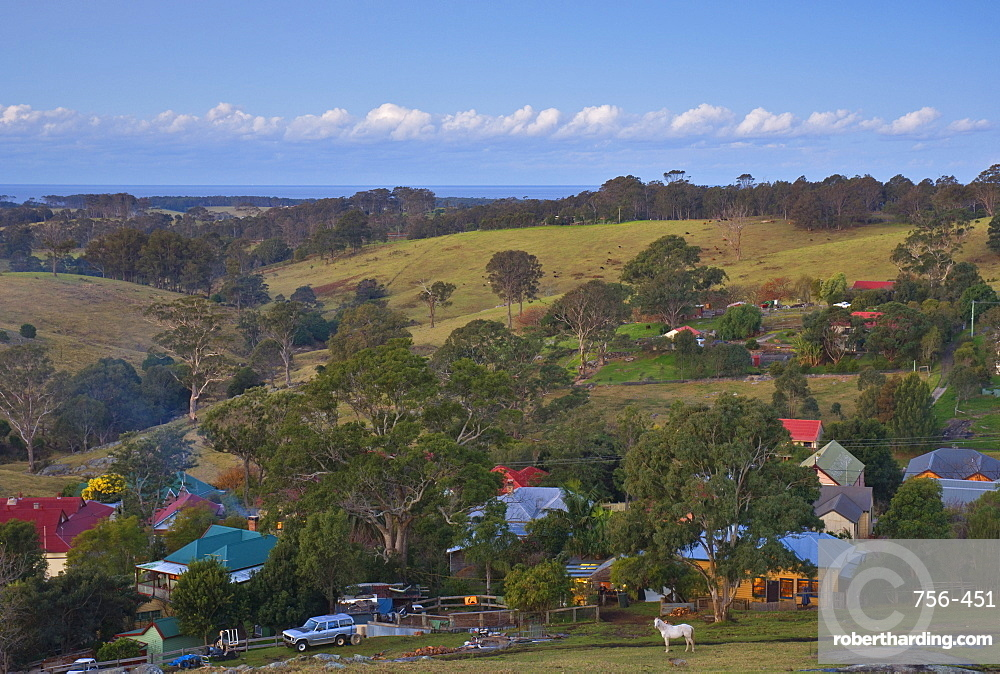 Central Tilba, New South Wales, Australia, Pacific