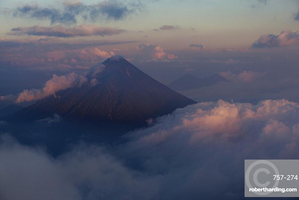 Agua Volcano, Guatemala, Central America
