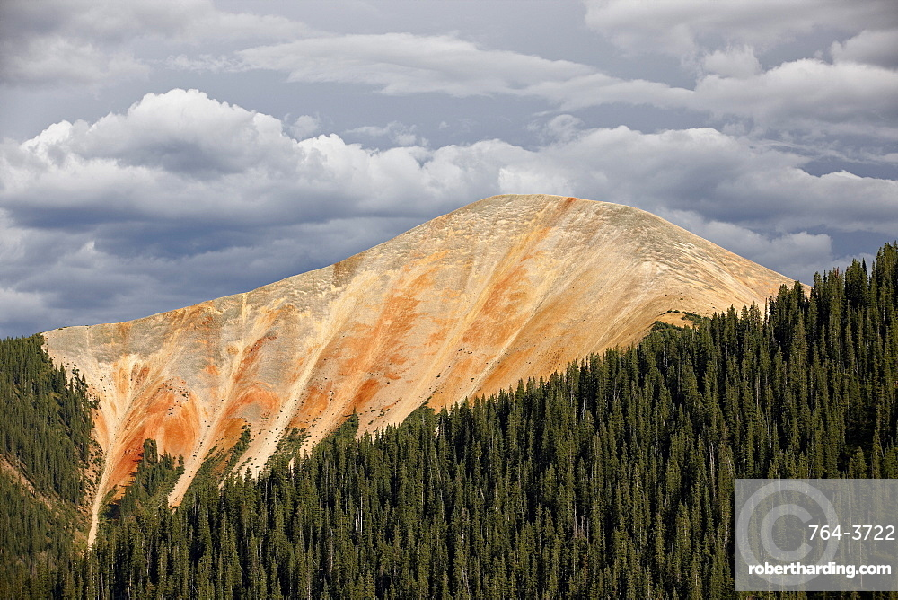 Bear Mountain, San Juan National Forest, Colorado, United States of America, North America