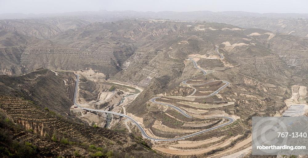 Shaanxi Province, China, Asia