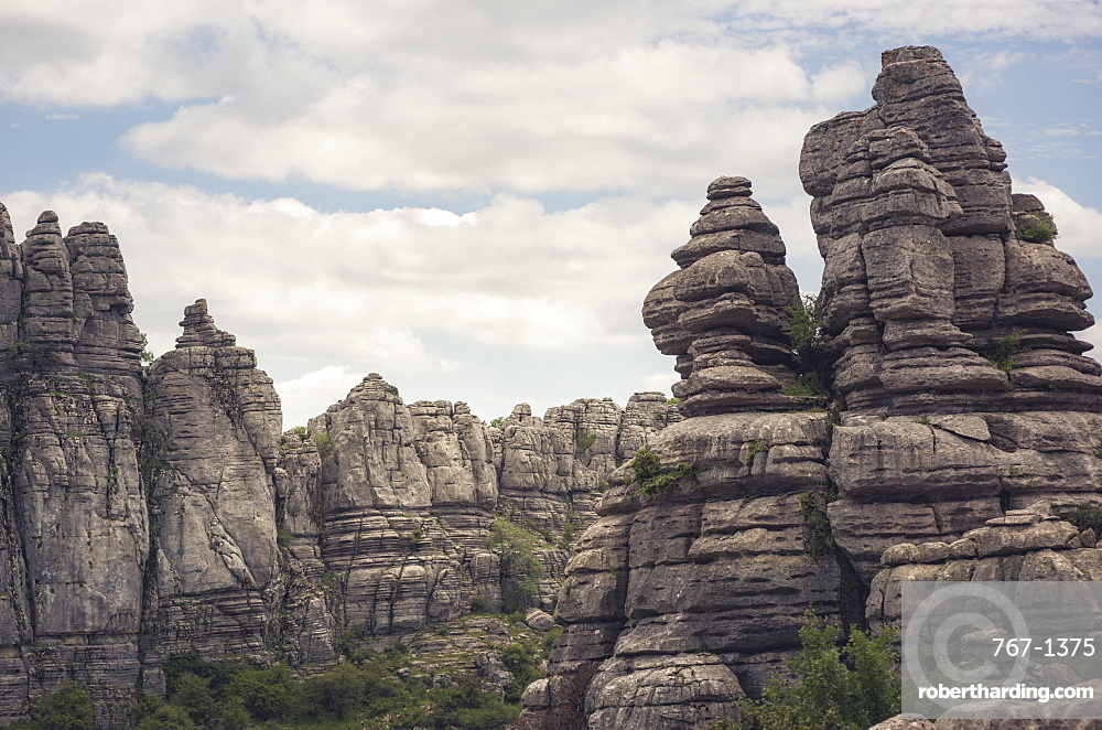 Torcal de Antequera, Andalusia, Spain, Europe