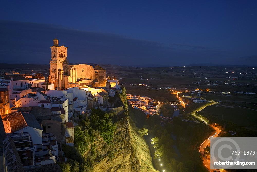Arcos de la Frontera, province of Cadiz, Andalusia, Spain, Europe
