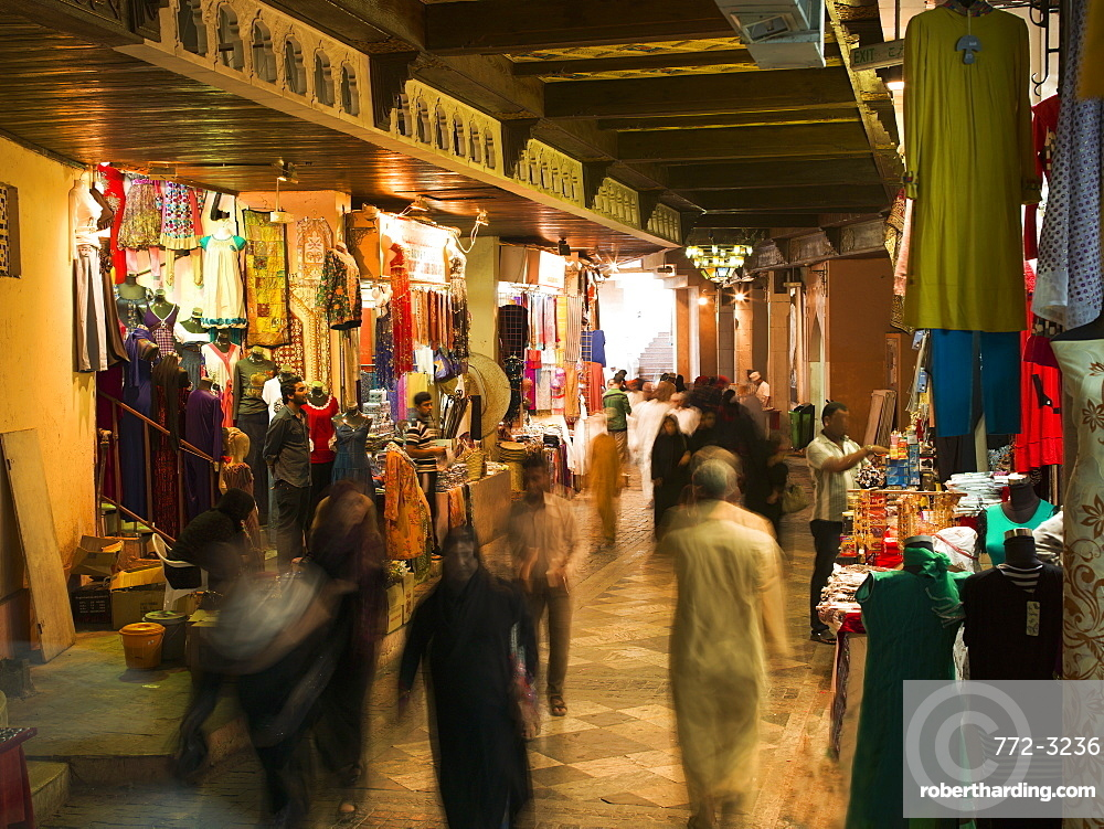 The Souk of Muscat, Oman, Middle East