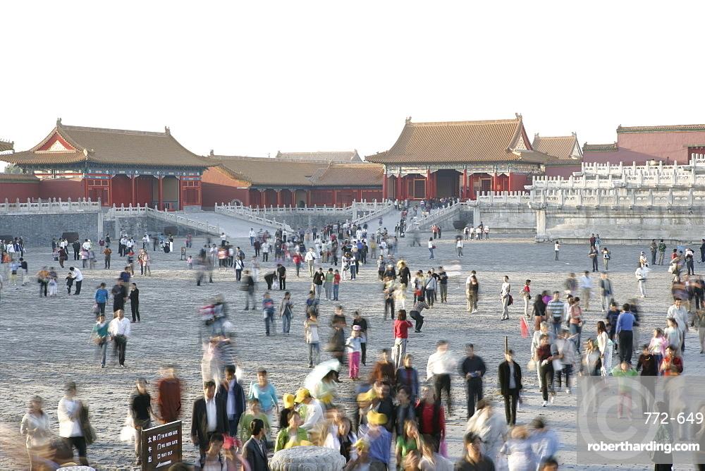 The Forbidden City, Beijing, China, Asia