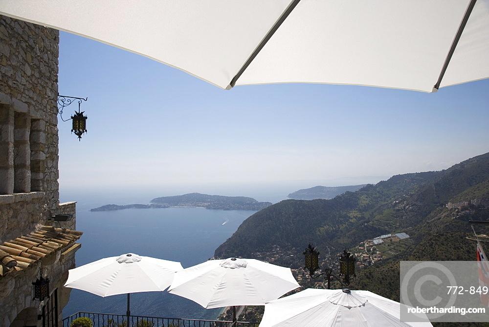 Eze, Alpes Maritimes, Provence, Cote d'Azur, French Riviera, France, Mediterranean, Europe