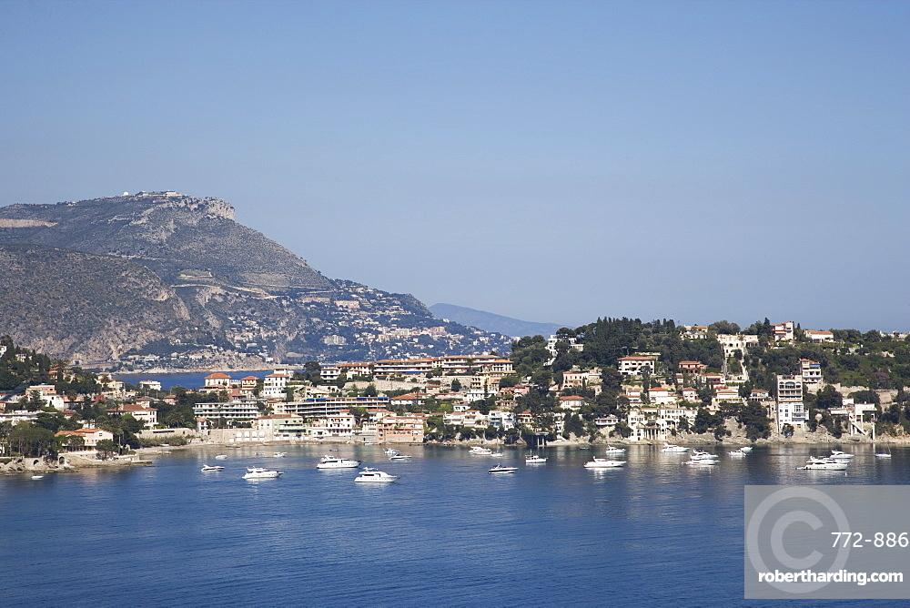 Saint Jean Cap Ferrat, Alpes Maritimes, Provence, Cote d'Azur, French Riviera, France, Mediterranean, Europe
