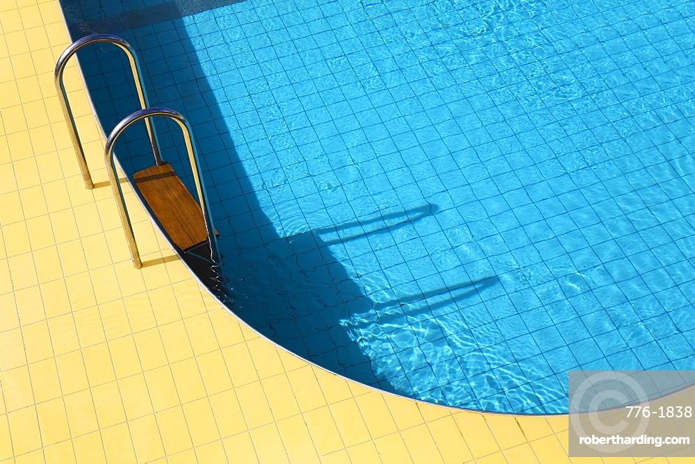 Swimming pool, Puerto Vallarta, Jalisco State, Mexico, North America