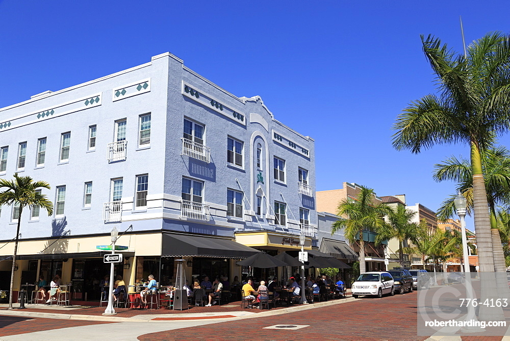 1st Street, Fort Myers, Florida, United States of America, North America