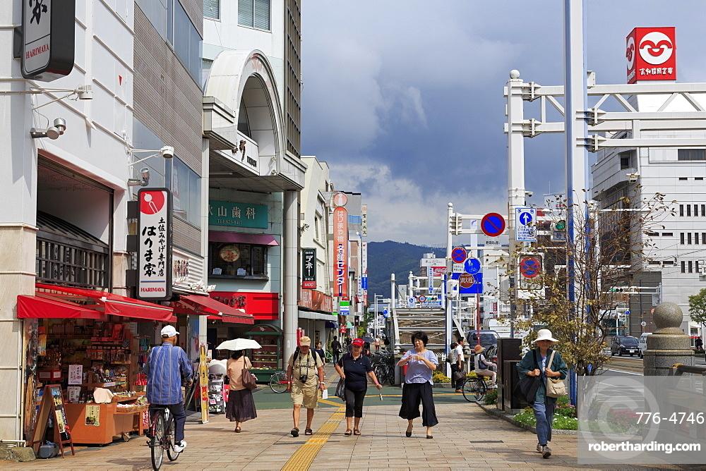 Kochi City, Shikoku Island, Japan, Asia