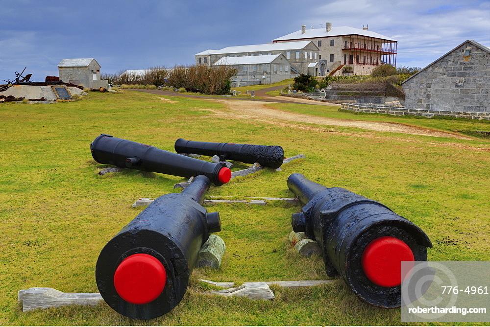 National Museum, Royal Naval Dockyard, Sandys Parish, Bermuda, Central America