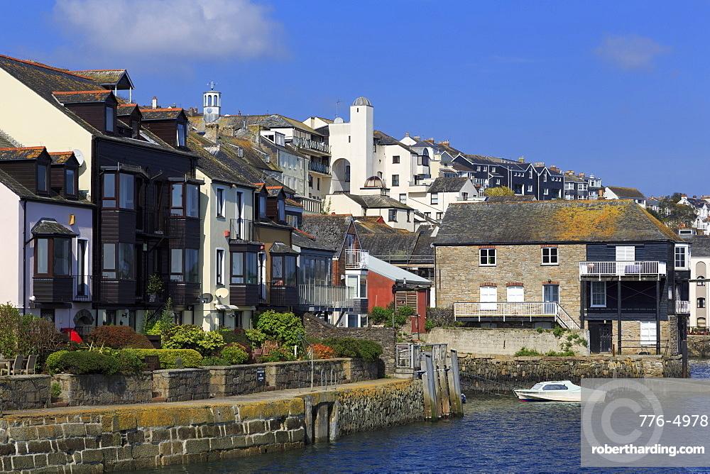 Prince of Wales Pier, Falmouth, Cornwall, England, United Kingdom, Europe