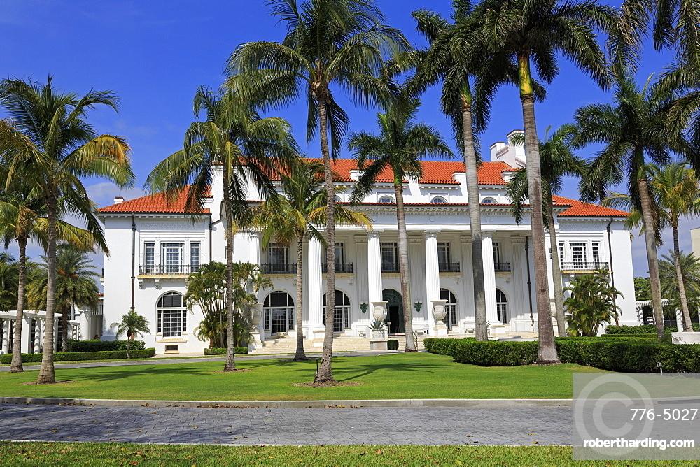 Flagler Museum, Palm Beach, Florida, United States of America, North America