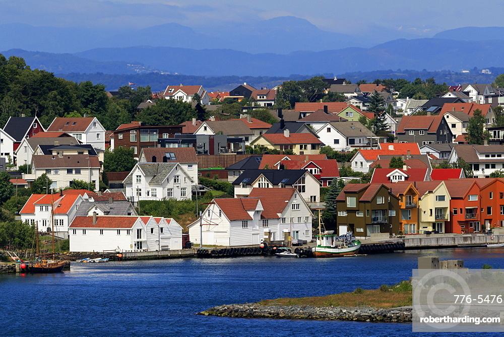 Solyst Island, Stavanger, Rogaland County, Norway, Scandinavia, Europe