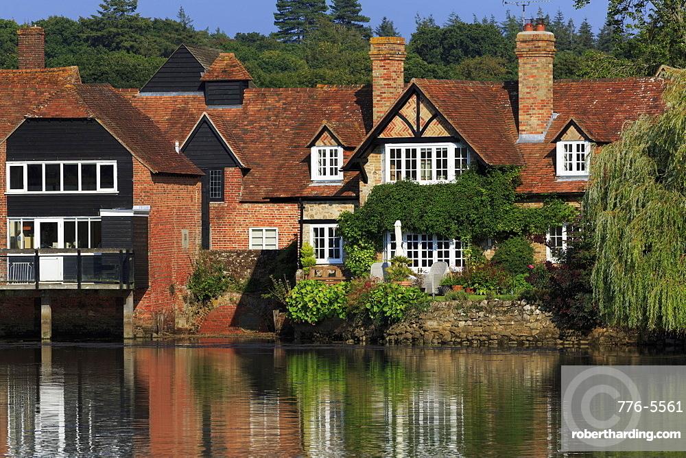 Beaulieu Village, New Forest, Hampshire, England, United Kingdom, Europe