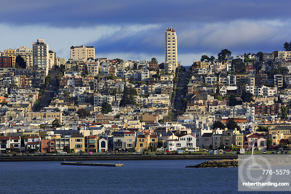 Marina District, San Francisco, California, United States of America, North America