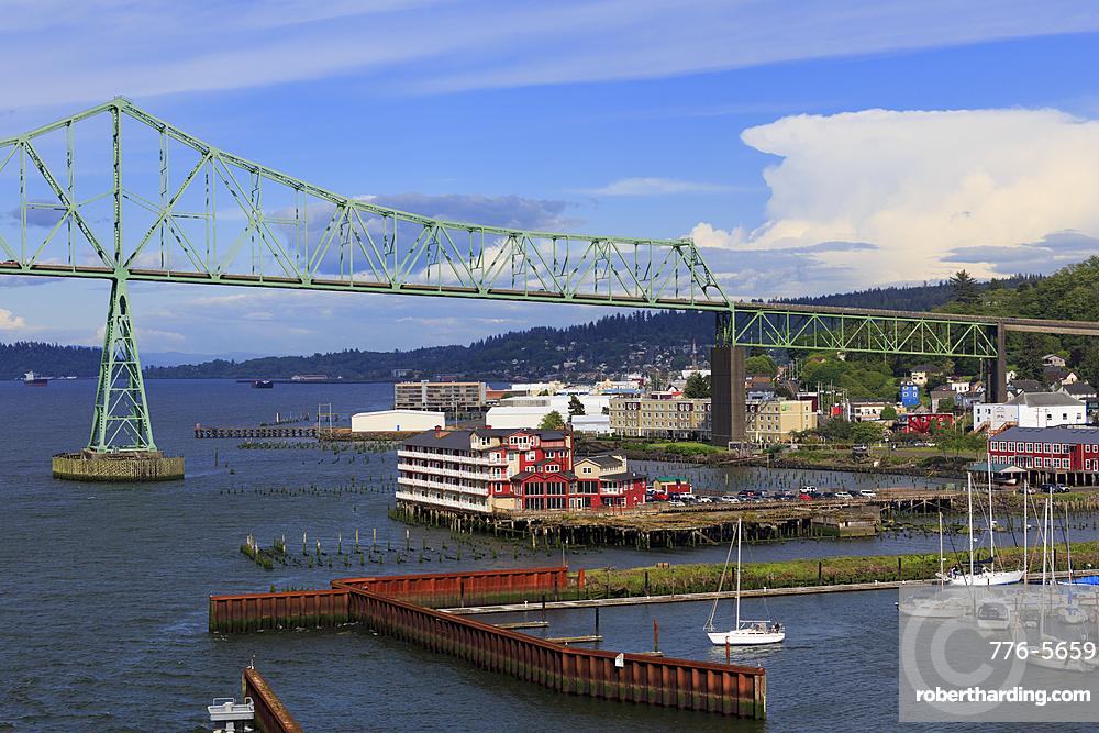 Astoria Bridge, Astoria, Oregon, United States of America, North America
