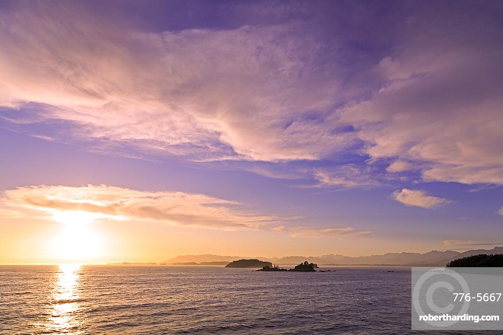 Barkley Sound, Port Alberni, Vancouver Island, British Columbia, Canada, North America