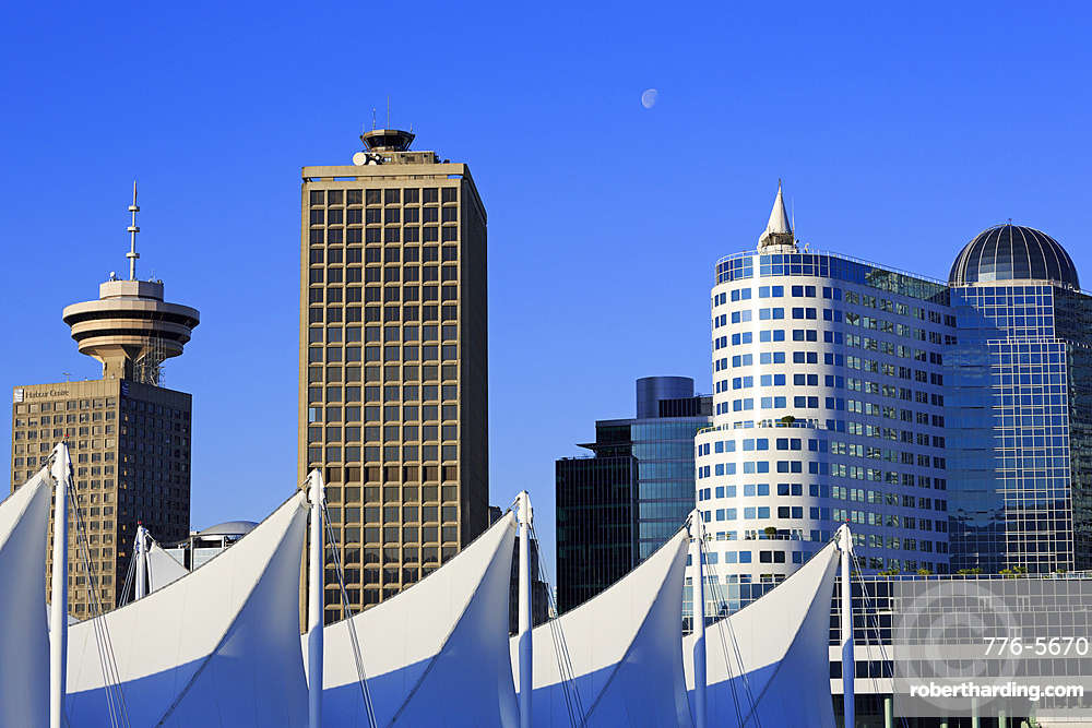 Convention Centre East, Vancouver City, British Columbia, Canada, North America