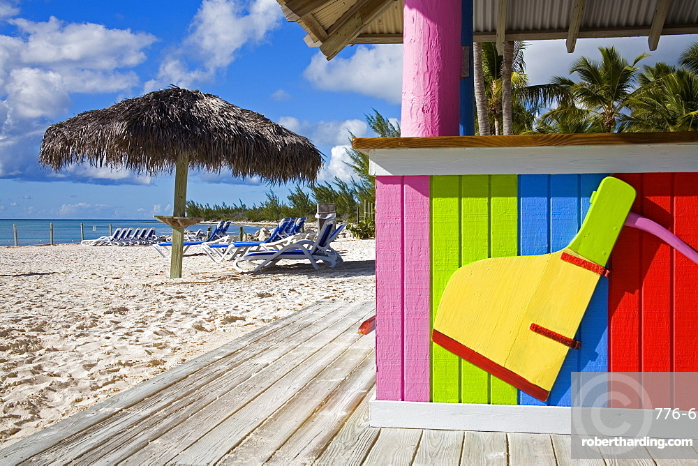Bar detail, Princess Cays, Eleuthera Island, Bahamas, Greater Antilles, West Indies, Caribbean, Central America