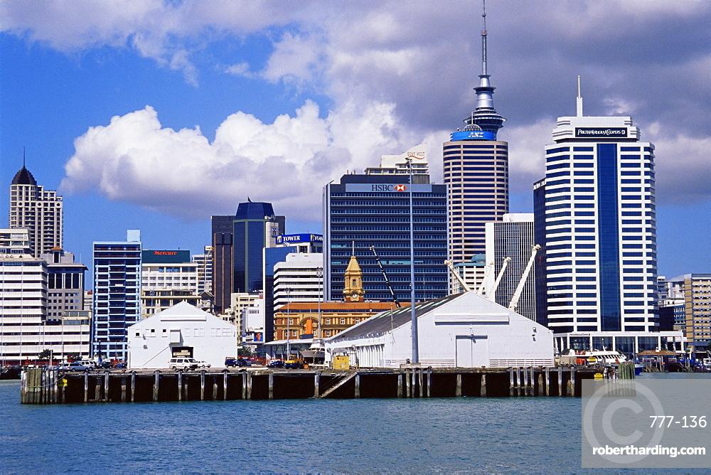 Skyline, Auckland, North Island, New Zealand, Pacific