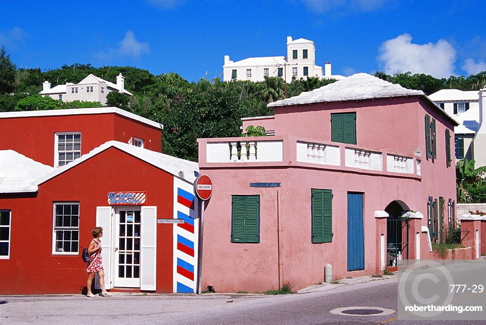 York Street, St. George, Bermuda, Central America