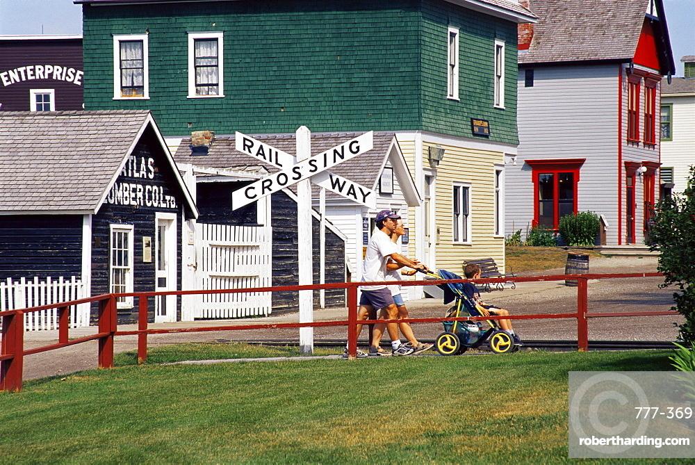 Heritage Park Historical Village, Calgary, Alberta, Canada, North America