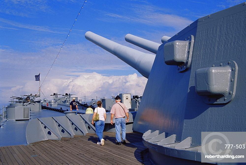 U.S.S. Alabama Battleship Memorial Park, Mobile, Alabama, United States of America, North America