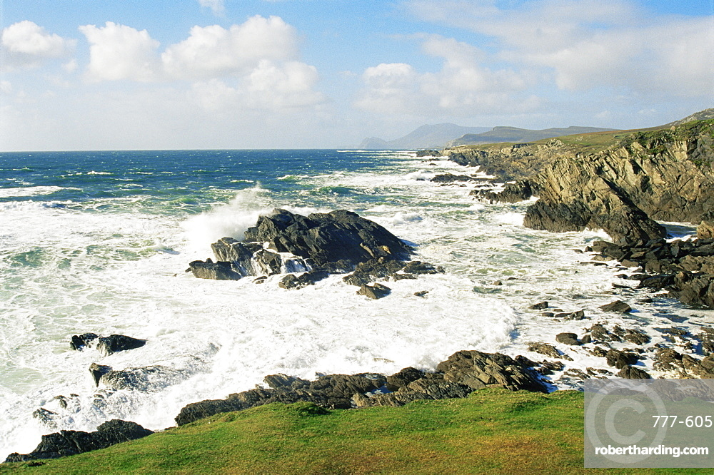 Atlantic Drive, Achill Island, County Mayo, Connacht, Republic of Ireland, Europe