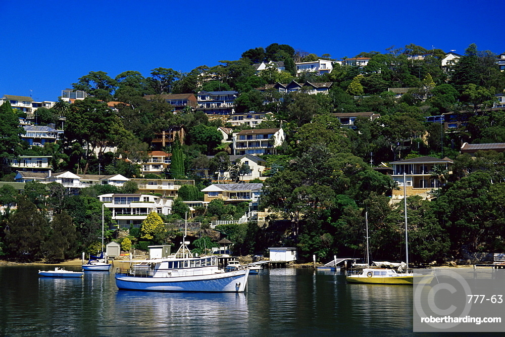 The Spit region, Sydney, New South Wales, Australia, Pacific