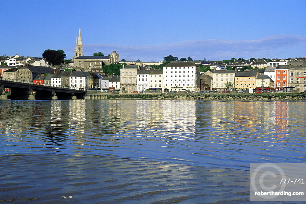 New Ross Town, County Waterford, Munster, Republic of Ireland, Europe
