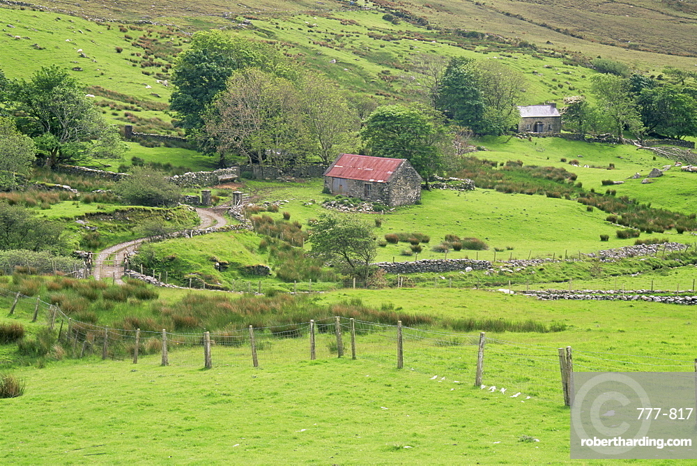 Glencolumbkille area, County Donegal, Ulster, Republic of Ireland, Europe