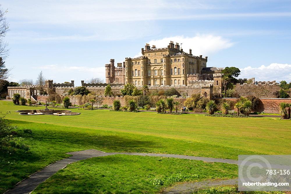 Culzean Castle, Ayrshire, Scotland, United Kingdom, Europe