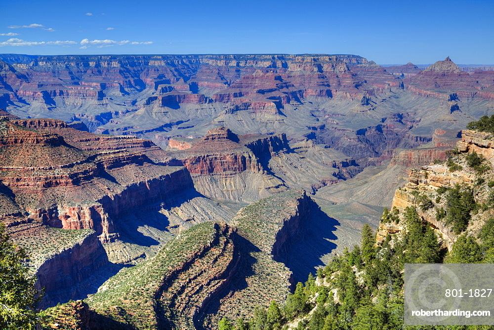 South Rim, Grand Canyon National Park, UNESCO World Heritage Site, Arizona, United States of America, North America