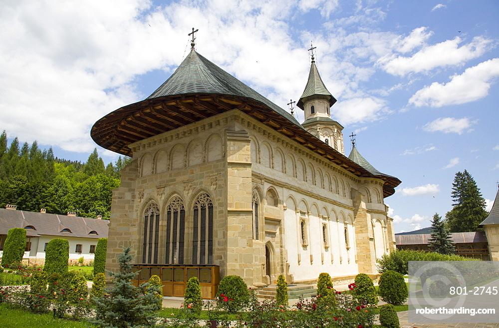 Putna Monastery, 1466, Putna, Suceava County, Romania