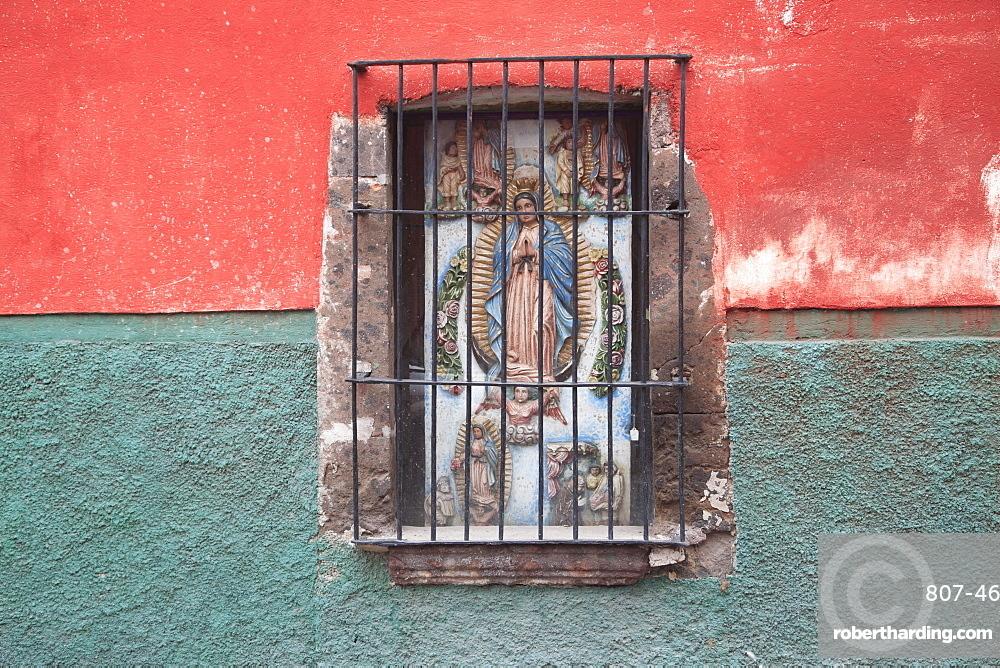 Window, San Miguel de Allende, Mexico, North America