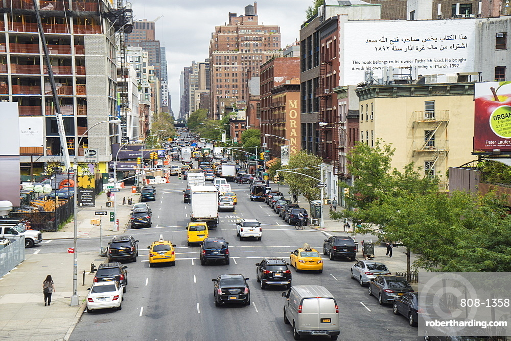 Meatpacking District, Manhattan, New York City, New York, United States of America, North America