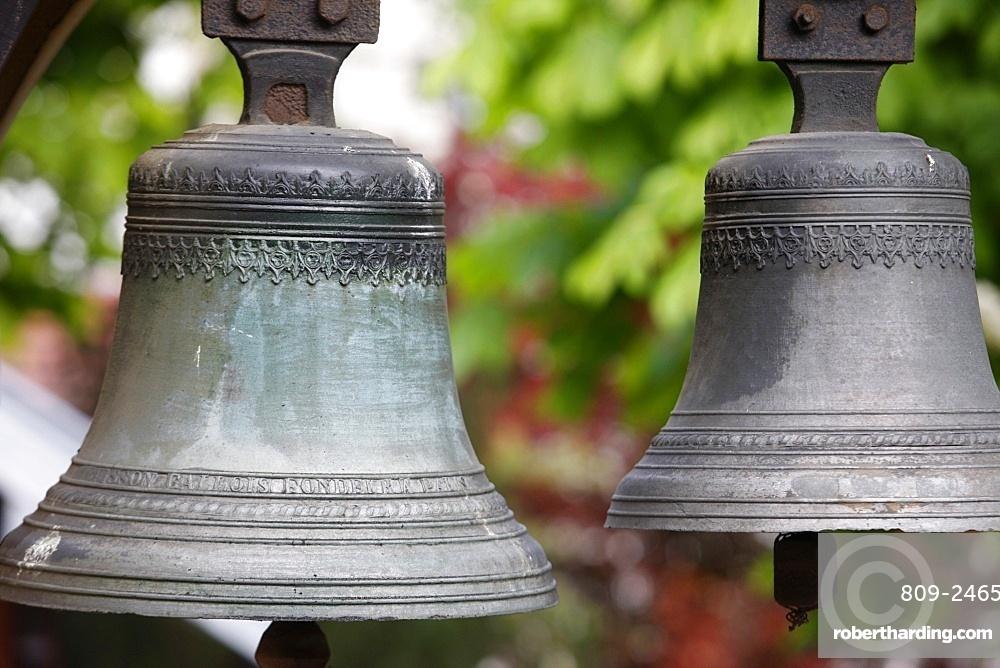 Saint Serge Orthodox church bells, Paris, France, Europe