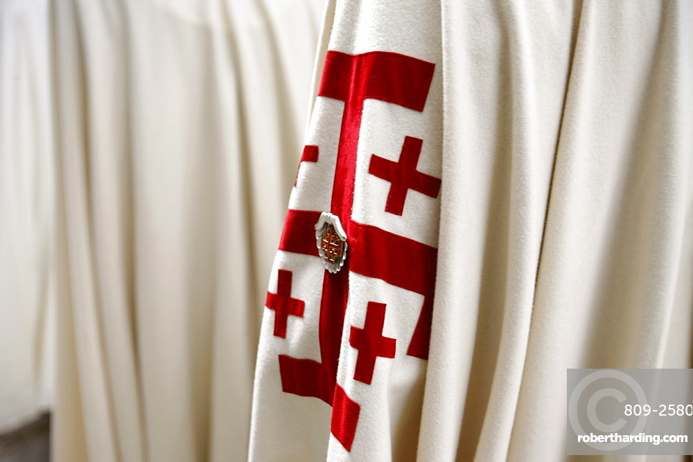 Knights of the Holy Sepulchre, Paris, France, Europe