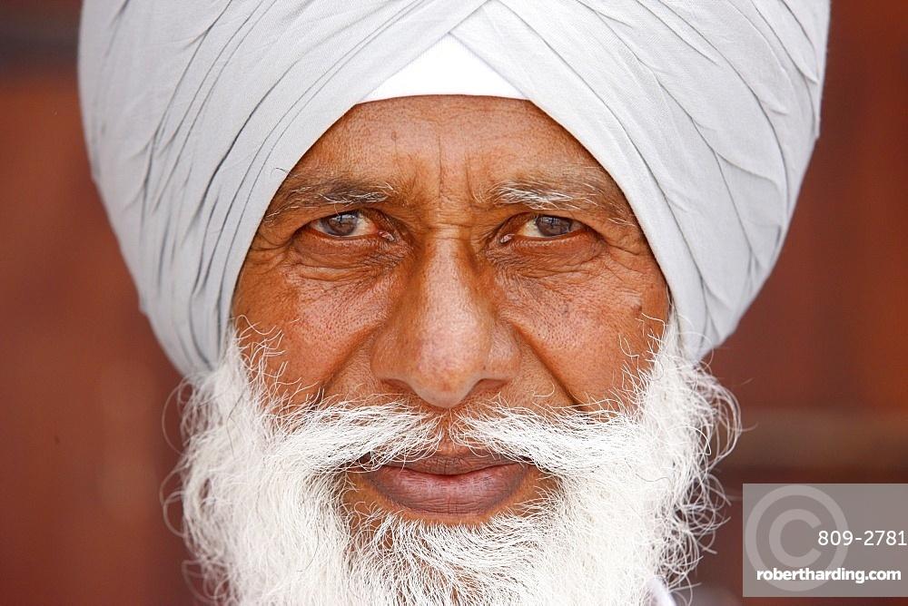 Sikh, Dubai, United Arab Emirates, Middle East