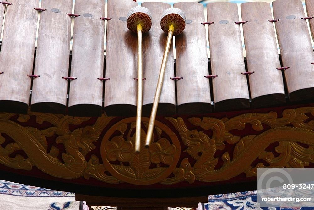 Lanad, Lao xylophone, Paris, France, Europe