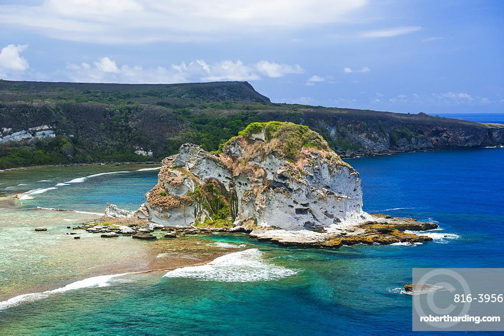 Bird Island outlook, Saipan, Northern Marianas, Central Pacific, Pacific
