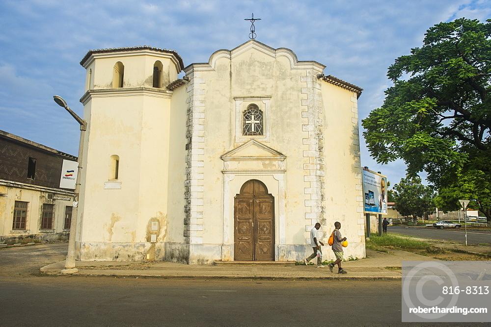 City of Sao Tome, Sao Tome and Principe, Atlantic Ocean, Africa