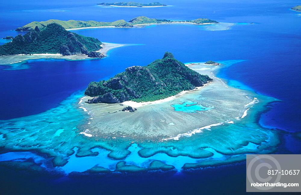 Monukiri and Monu Islands, Fiji Islands