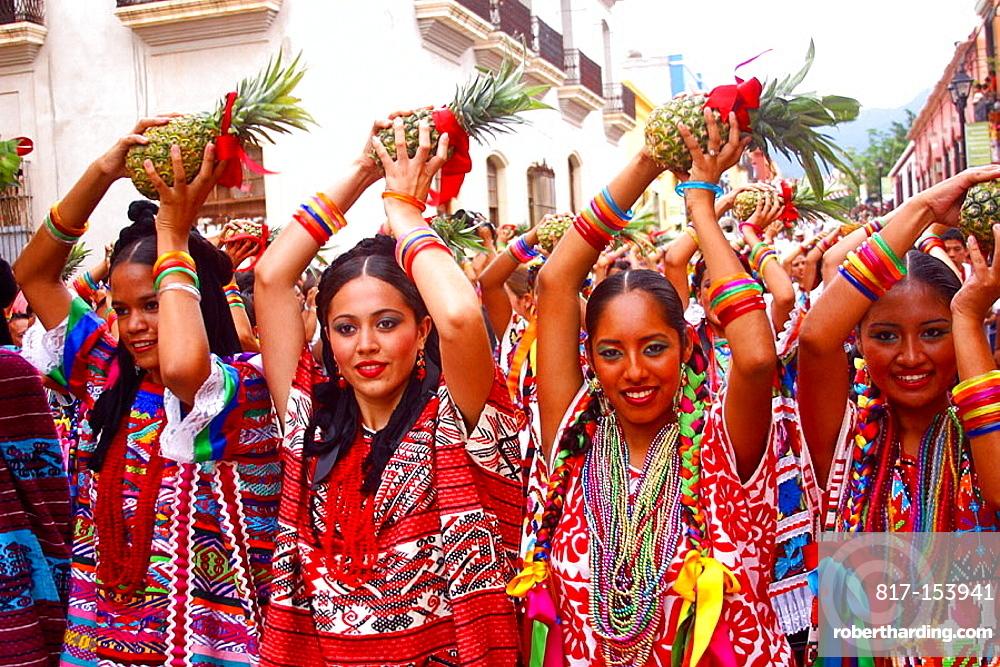 Festival, Oaxaca, Mexico