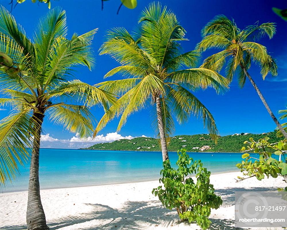 Magens Bay, St, Thomas, US Virgin Islands, West Indies, Caribbean
