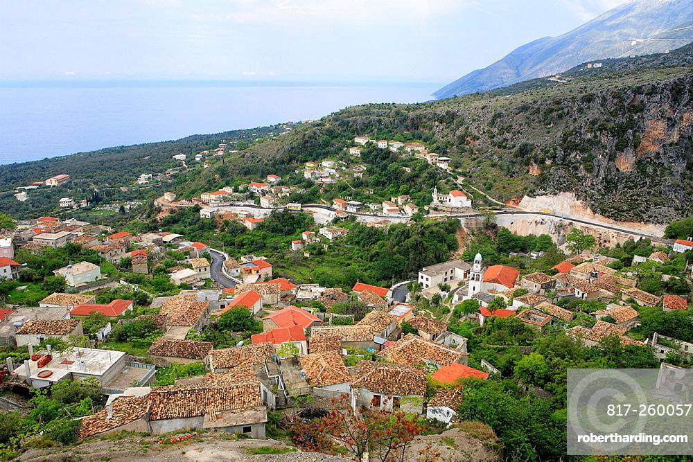 Dhermi, district of Vlora Vlore, Albania