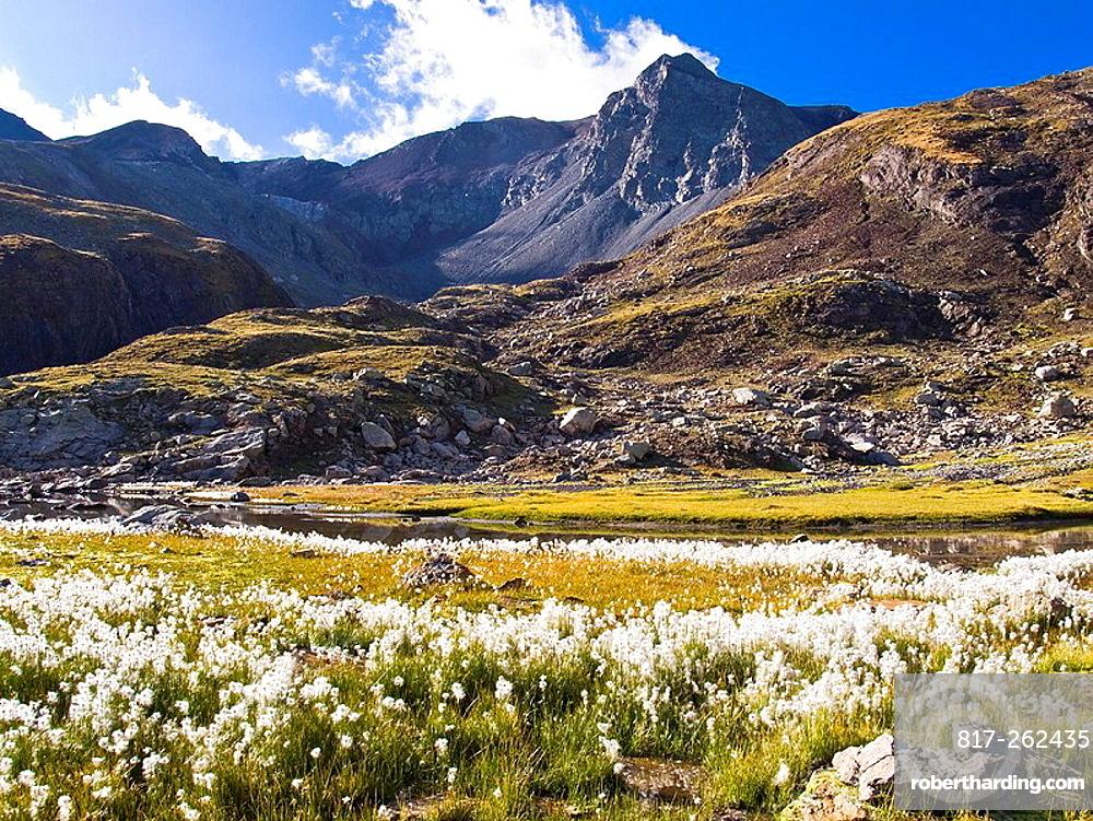 Pico Campbiel, Neouvielle, Parc National des Pyrenees, Pirineos, Francia