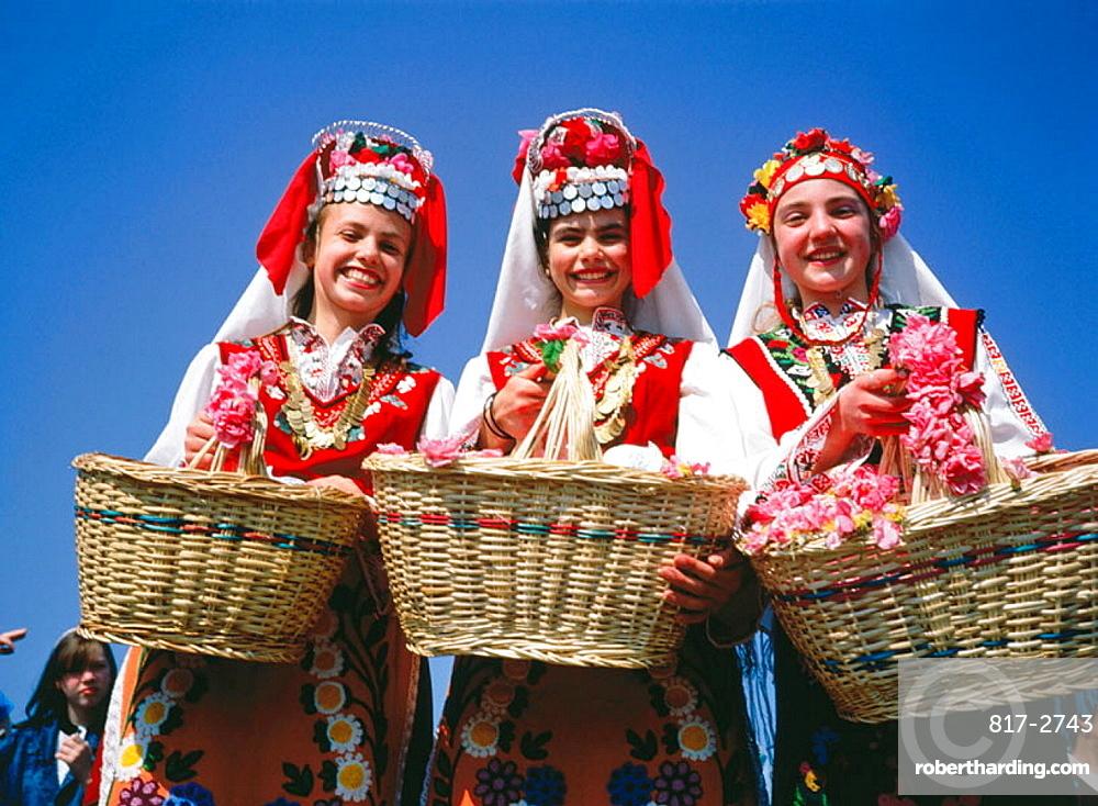 Roses Summer Festival, Kazanluk, Bulgaria