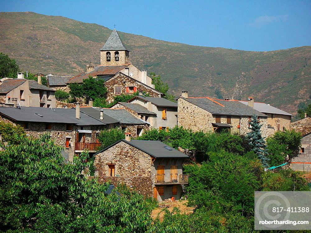 Ayguatebia, Languedoc-Roussillon, Eastern Pyrenees, France.